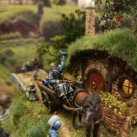 Dioramas by Alexandre